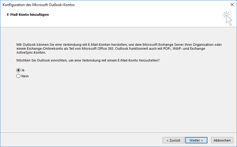 Microsoft Outlook 10 [HRZ-Wiki]